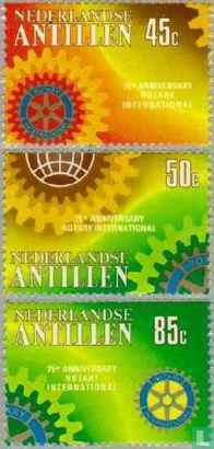 Antilles néerlandaises - 75 ans du Rotary