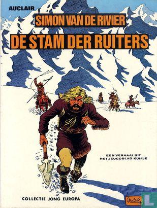 Simon van de rivier - De stam der ruiters