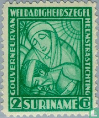 Suriname - Van Heemstra Foundation
