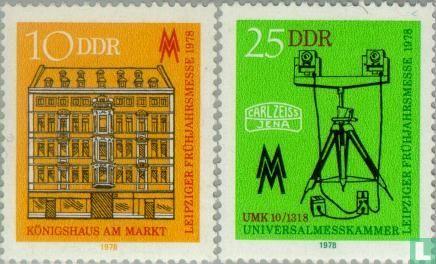 GDR - Leipziger spring fair