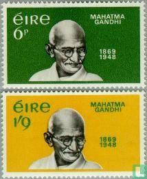 Ierland - Mahatma Gandhi