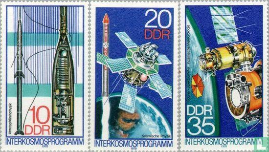 DDR - Weltraumfahrt