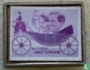 Rijtoer Amsterdam (in lijst)