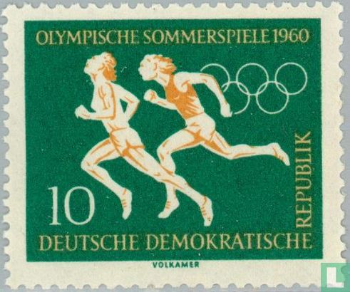 GDR - Olympic Games