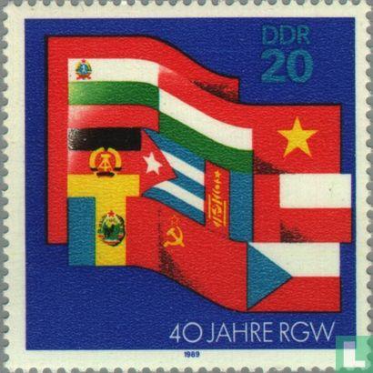 DDR - Raad economische hulp 1949-1989