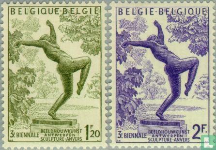 België [BEL] - Biënnale voor beeldhouwkunst
