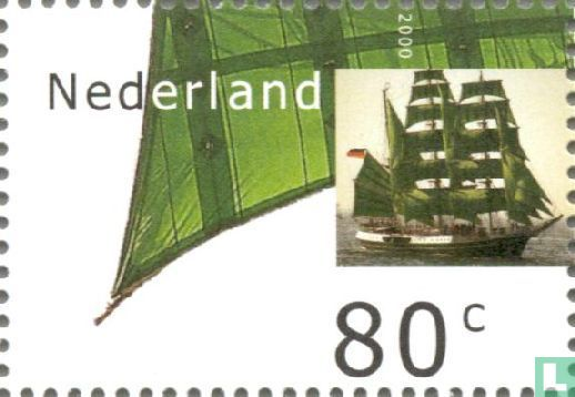 Pays-Bas [NLD] - Voile 2000