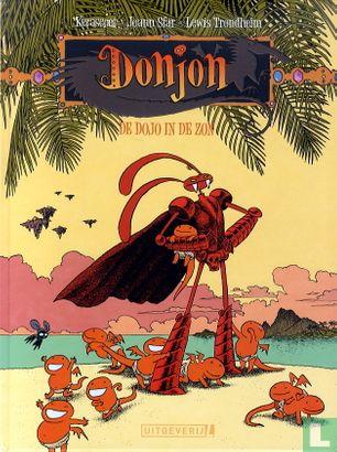 Donjon - De dojo in de zon