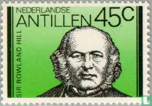 Antilles néerlandaises - Exposition philatélique Londres
