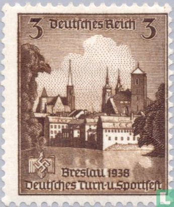 Duitse Rijk - Turn- en sportfeest