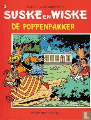 Willy and Wanda (Spike and Suzy, Bob & Bobette, Luke a...) - De poppenpakker