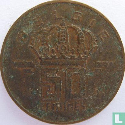 België - België 50 centimes 1952 (NLD)