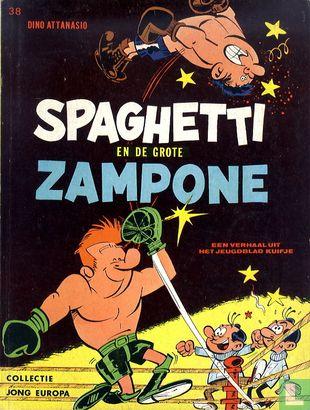 Spaghetti [Attanasio] - Spaghetti en de grote Zampone