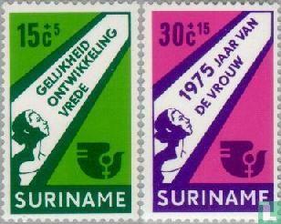 Suriname - Année internationale de la femme