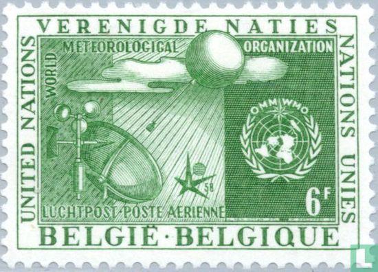 U.N. at world exhibition Brussels