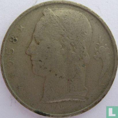 België - België 5 francs 1958 (FRA)