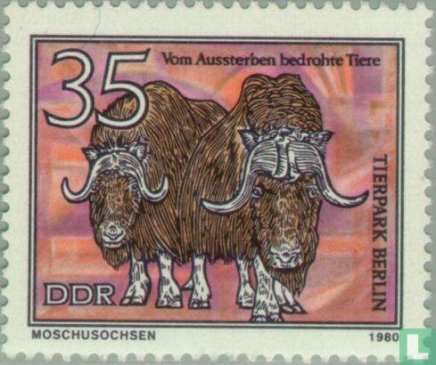 GDR - Endangered Animals [I]