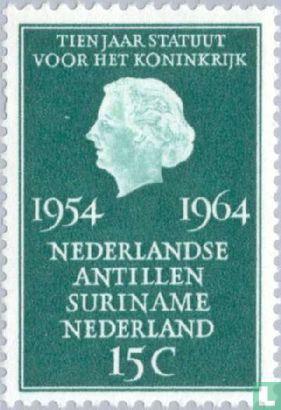 Netherlands [NLD] - Charter for the Kingdom of the Netherlands [1954-1964]