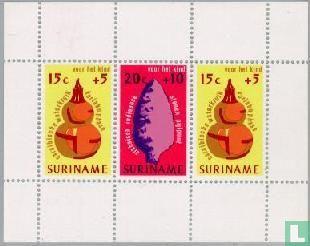 Suriname - Timbres pour enfants