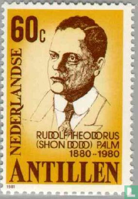Antilles néerlandaises - Rudolf Theodorus Palm