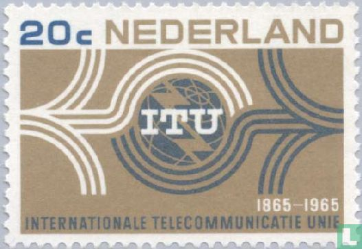 Netherlands [NLD] - 100 years of ITU