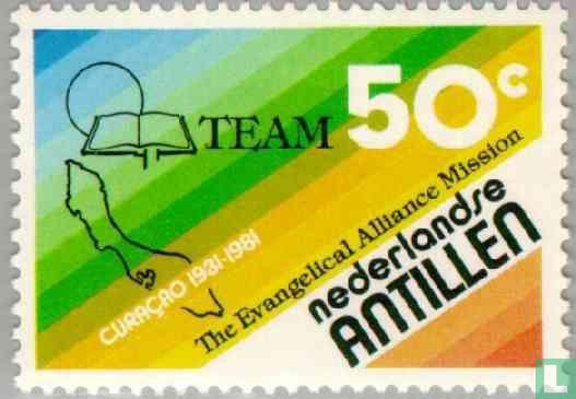Antilles néerlandaises - La Mission de l' Alliance Evangélique