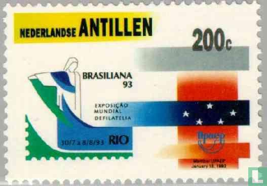 Nederlandse Antillen - Brasiliana '93