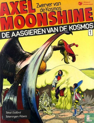 Axel Moonshine - De aasgieren van de kosmos