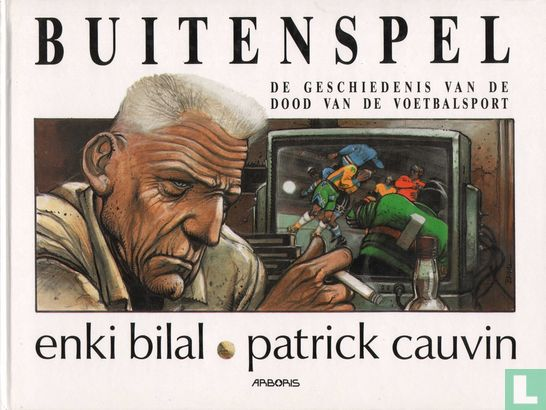 Cauvin, Patrick - Buitenspel