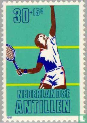 Antilles néerlandaises - Tennis