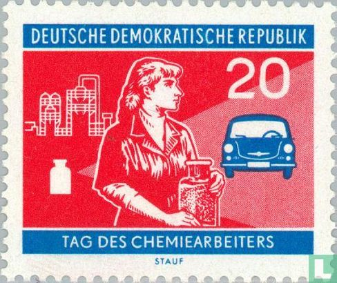 GDR - Chemistry Day Workers