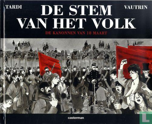 Stem van het volk, De - De kanonnen van 18 maart