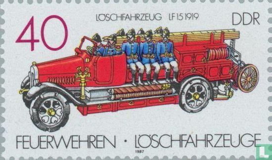 GDR - fire department