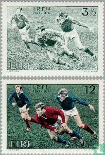 Ierland - Rugby bond