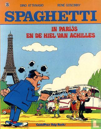 Spaghetti [Attanasio] - In Parijs + En de hiel van Achilles