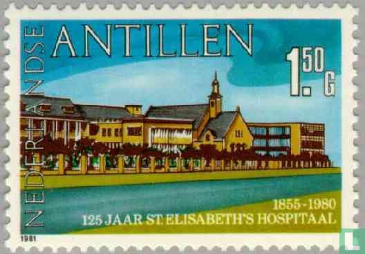 Antilles néerlandaises - Hôpital St. Elisabeth 1856-1981