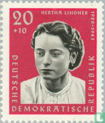GDR - Hertha Lindner