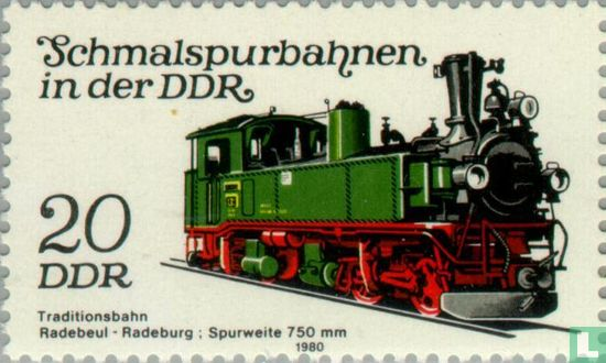 GDR - Trains