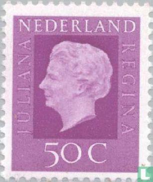 Netherlands [NLD] - Queen Juliana - Type 'Regina'