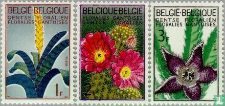 Belgium [BEL] - Ghent Flower Show
