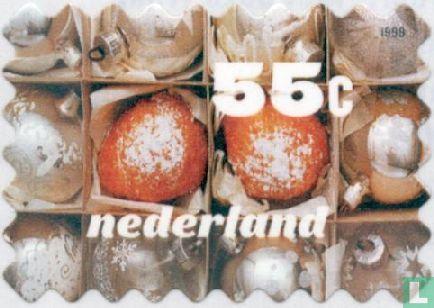 Pays-Bas [NLD] - Timbres de décembre