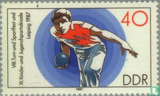 GDR - Gymnastics and youth sports festival
