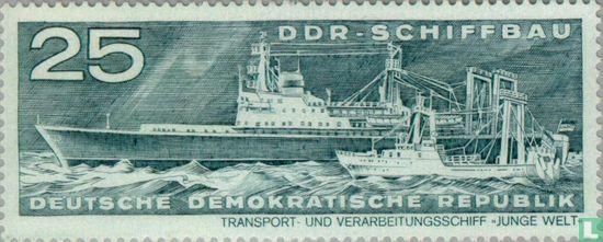 RDA - Navires