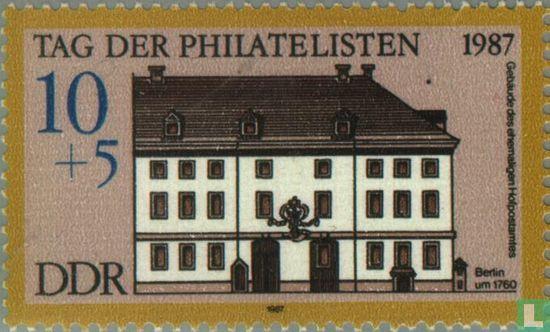 GDR - Filatelistendag