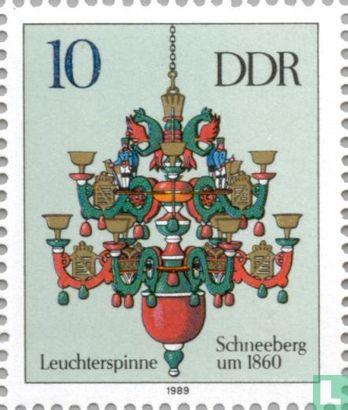 DDR - Kandelaars