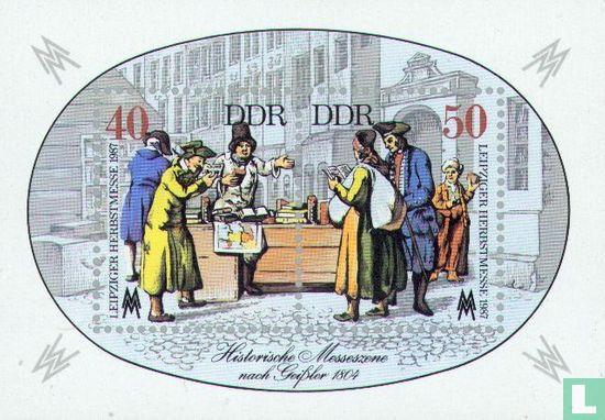 DDR - Leipziger Herbstmesse