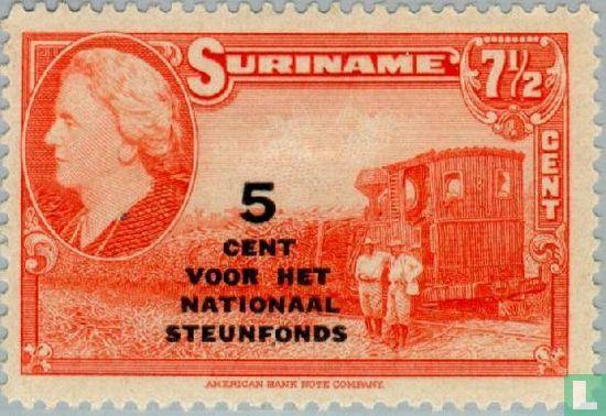 Suriname - Steunfonds