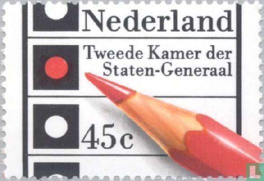 Pays-Bas [NLD] - Élections à la Chambre