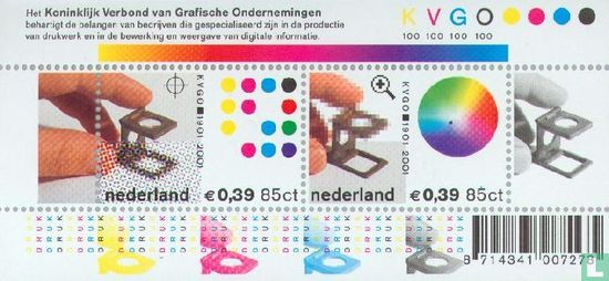 Netherlands [NLD] - 100 years of the Association of Graphic Enterprises