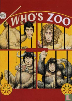 Lost Worlds by William Stout - Who's Zoo